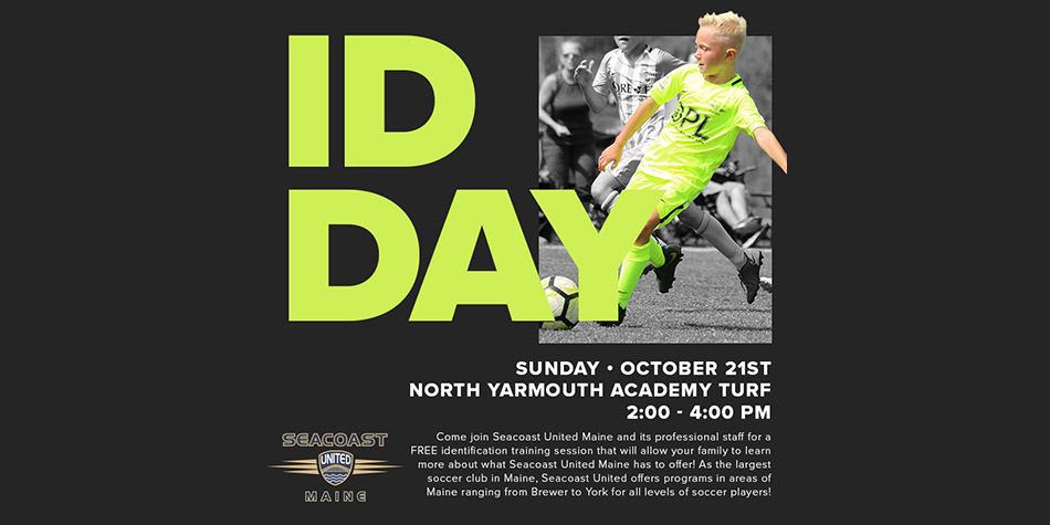 Seacoast United Maine Fall ID Day