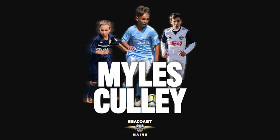 Get to Know: Myles Culley